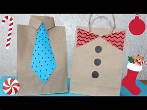 12 DIYs of Christmas Gift Wrapping Idea for HIM