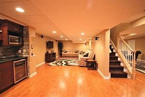 An Open Concept - Traditional - Basement - Other