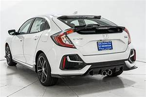 2020 New Honda Civic Hatchback Sport Touring Manual At