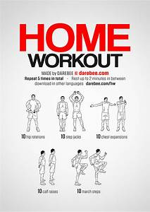 Home Workout In 2020