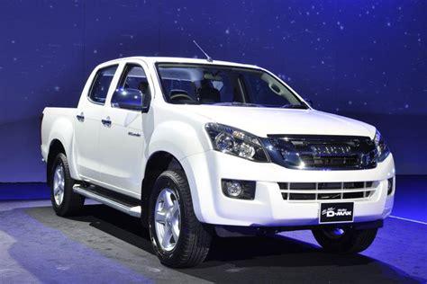colorado max isuzu unveils new d max pickup based on 2012 colorado autoevolution