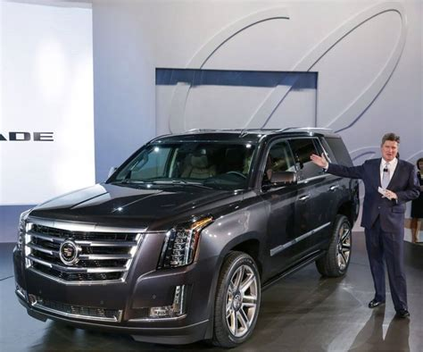 the cadillac escalade ext might come back for 2017 model year 5 best luxury trucks that ll knock you your