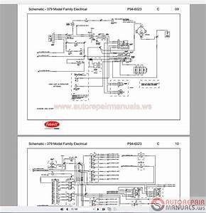 Peterbilt Shematic Diagram 379 Electrical