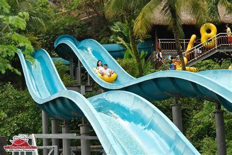 sunway lagoon    theme park guy
