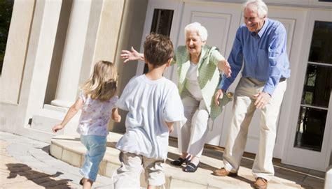 How Often Should Grandparents Visit Grandchildren? - CyberParent