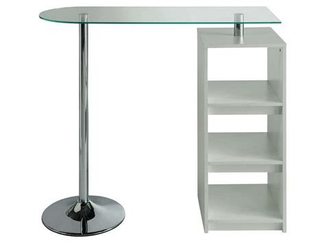 table bar cuisine castorama table de bar youen coloris blanc vente de table de