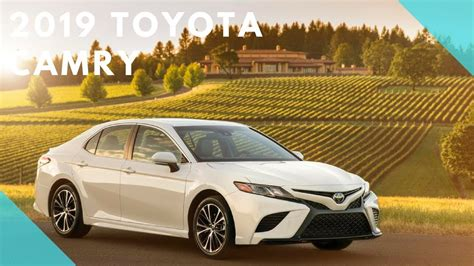 toyota camry 2019 2019 toyota camry best new cars for 2018