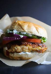 fried chicken shawarma sandwich - Climbing Grier Mountain