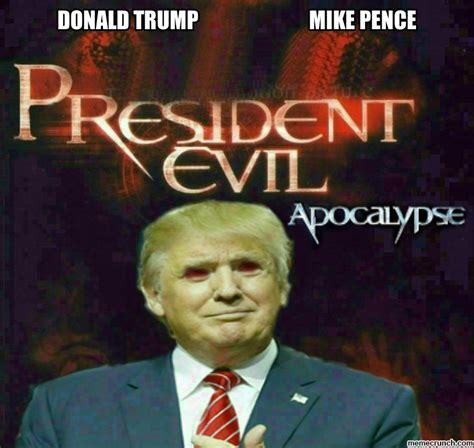 Pence Memes - donald trump mike pence
