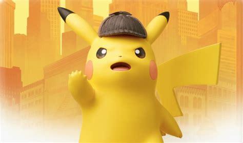 Filming Underway On Live-action Pokemon Movie Detective