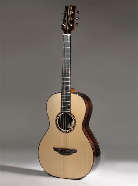 Brazilian Rosewood Parlor Guitar - Urlacher Guitars ...