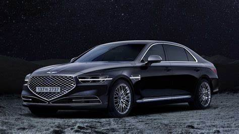 2021 Genesis G90 Resurrects Cosmic Stardust For South ...