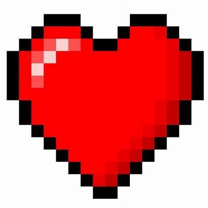 Minecraft Heart Bit Creeper Zelda Nintendo Clip