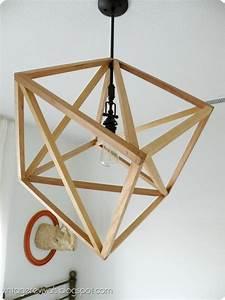 Lampe Aus Holz : lampen selbermachen 20 diy lampenideen zum nachbasteln ~ Eleganceandgraceweddings.com Haus und Dekorationen