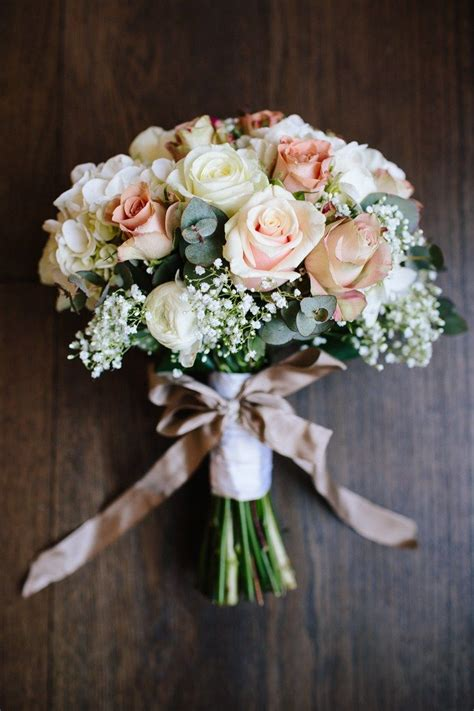 Chic And Fresh Hollywood Glamour Wedding Flowers