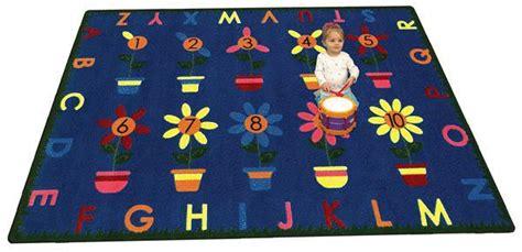 petal pushers 169 pre school rug 365 | j1542 petal pushers preschool rug