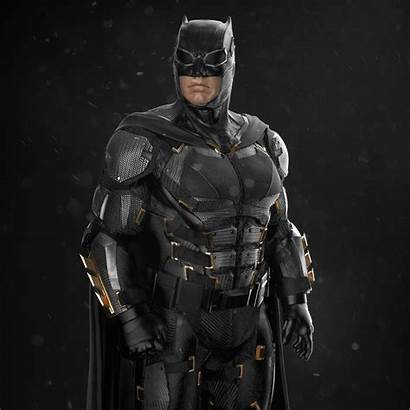 Batman Affleck Ben Suit Justice League Tactical