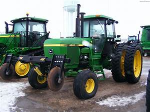 John Deere 4640 Tractors - Row Crop   100hp
