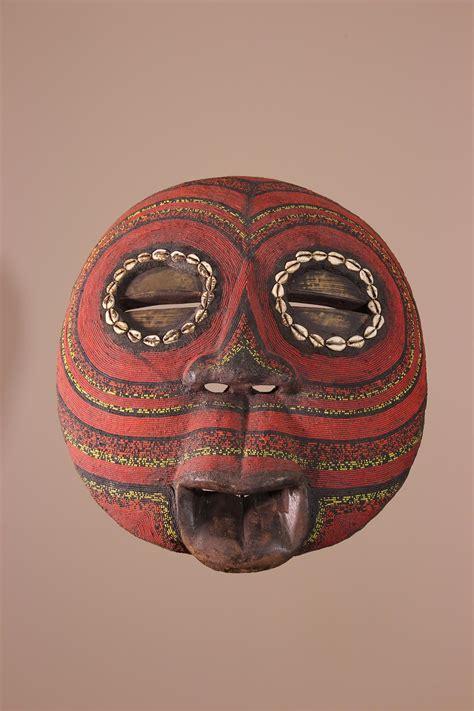 Masque Luba (16461) - Masque décoratif africain Luba ...