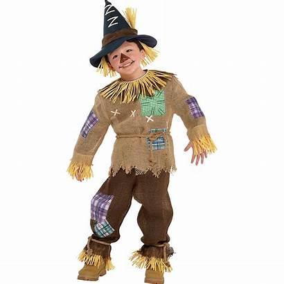 Scarecrow Costume Boys Toddler Friendly Partycity