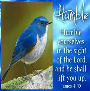 Humble Yourself Before the Lord James 4