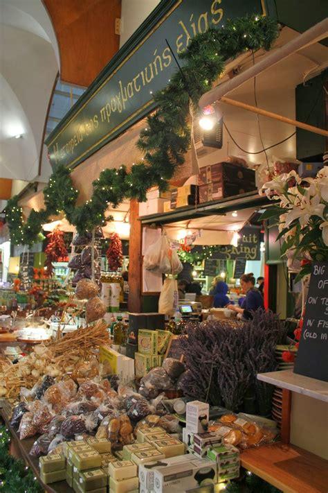 Old English Market in Cork als Feinschmecker Paradies