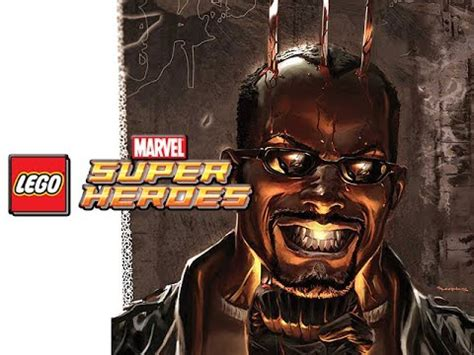 LEGO Marvel Superheroes:BLADE Gameplay - YouTube