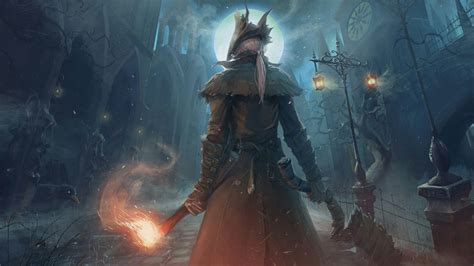 bloodborne wallpapers playstation universe