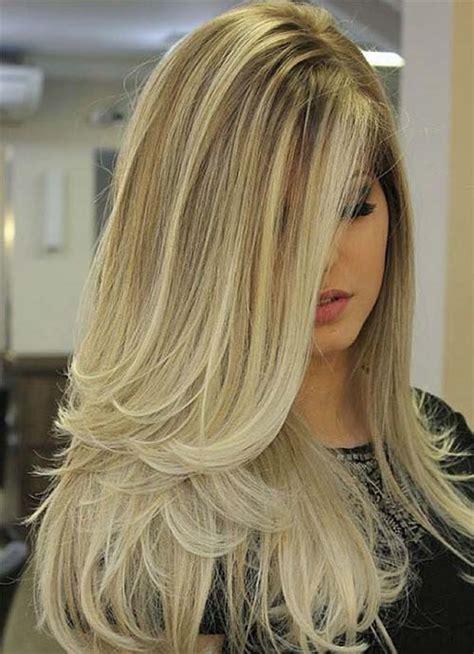 layered haircuts hairstyles  long hair spring