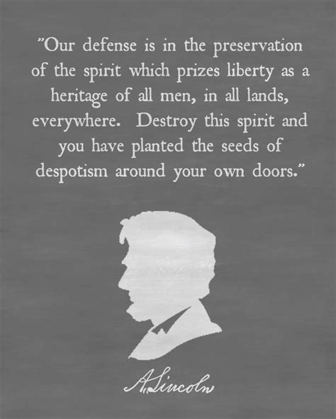 4th Of July Quotes Abraham Lincoln