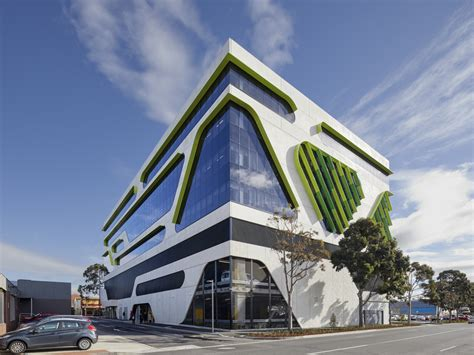 The office building designed to activate Melbourne's