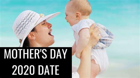 mothers day date happy mothers day mothers day