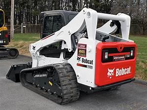 Bobcat T750 Compact Track Loader Service Repair Workshop