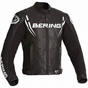 Blouson De Moto : bering sting r blouson moto cuir noir achat vente blouson veste bering sting r blouson ~ Medecine-chirurgie-esthetiques.com Avis de Voitures