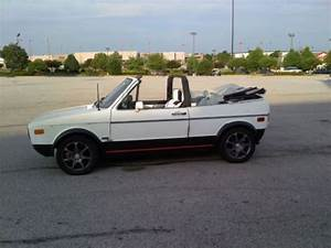 Find Used 1983 Volkswagen Rabbit Gti Convertible Vw In