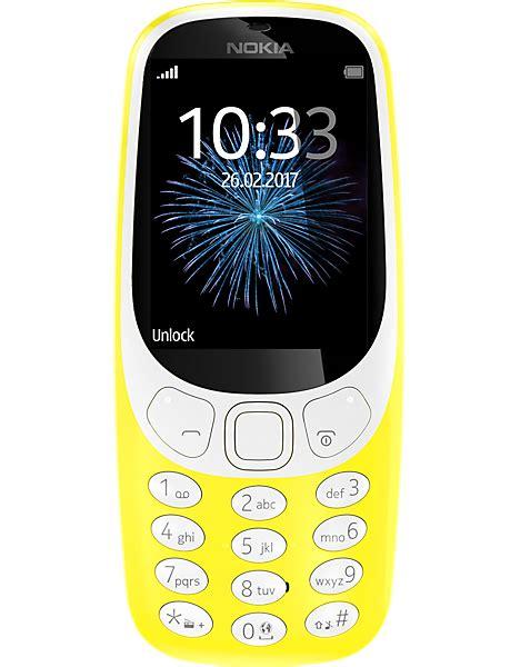 nokia 3310 deals pay as you go sim free carphone warehouse