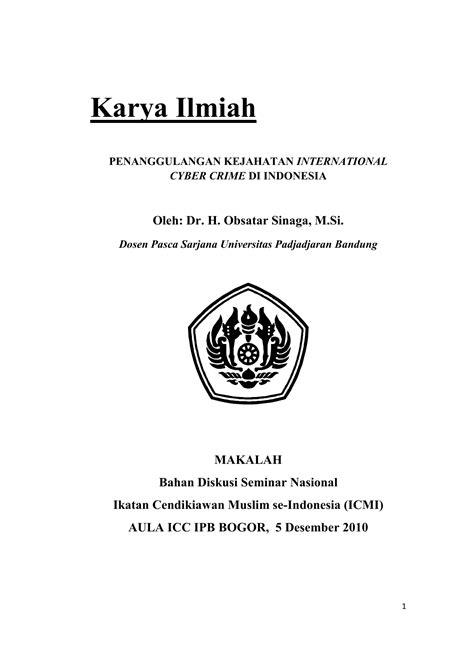 Contoh Kasus White Collar Crime Di Indonesia - Temukan Contoh