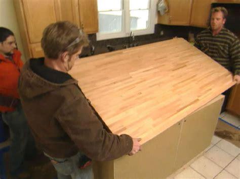 make a kitchen island how to build a kitchen island hgtv 7332