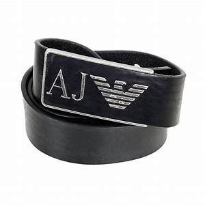 An overview of armani belts