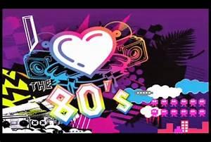 I Love The 80s Wallpaper - WallpaperSafari
