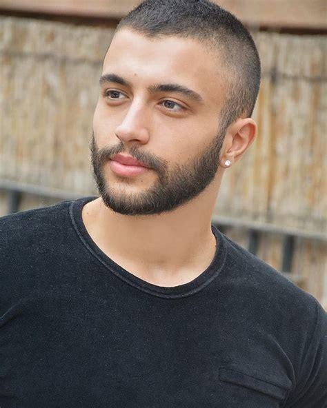 short hair  beard   iconic beard styles