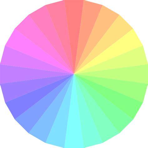 html transparent color transparent color wheel clip at clker vector