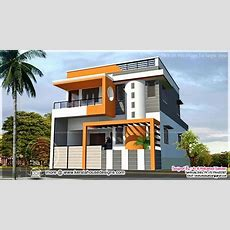Modern House Design In Tamilnadu Style  Kerala Home