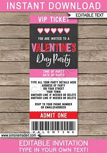 free chalkboard invitation template 39 s day ticket invitations template chalkboard