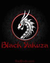 black yakuza mafia group
