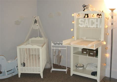 univers chambre bébé idée décoration chambre bébé mixte