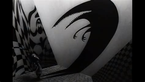 The Cabinet Of Dr Caligari 2005 Film by Tim Burton And His Notion Of German Neo Expressionism