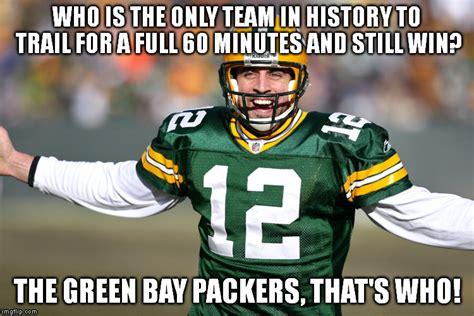 Packer Memes - packers vs 49ers imgflip