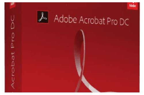 pdf acrobat pro dc free download