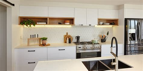 Why you should buy a flat pack kitchen   Bunnings Warehouse